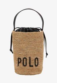 Polo Ralph Lauren - BUCKET - Borsa a mano - light tan - 5