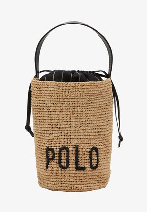 BUCKET - Handbag - light tan