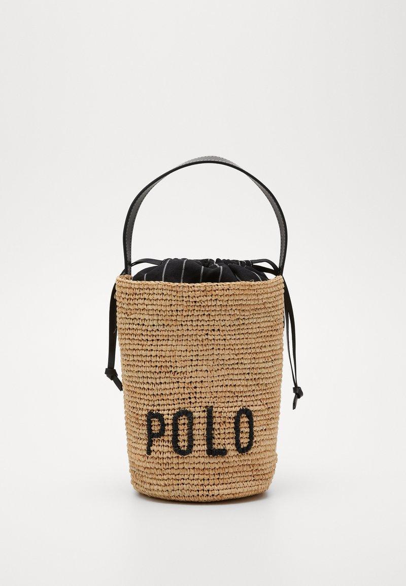 Polo Ralph Lauren - BUCKET - Borsa a mano - light tan