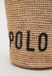 Polo Ralph Lauren - BUCKET - Borsa a mano - light tan - 6