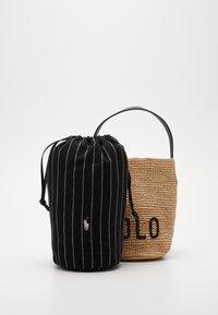 Polo Ralph Lauren - BUCKET - Borsa a mano - light tan - 3