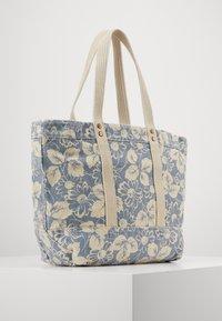 Polo Ralph Lauren - FLORAL PRINT TOTE - Shopping bag - blue/white - 1