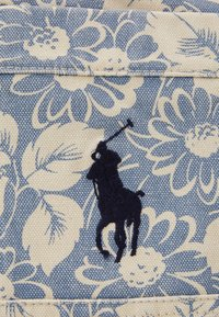 Polo Ralph Lauren - FLORAL PRINT TOTE - Shopping bag - blue/white - 3