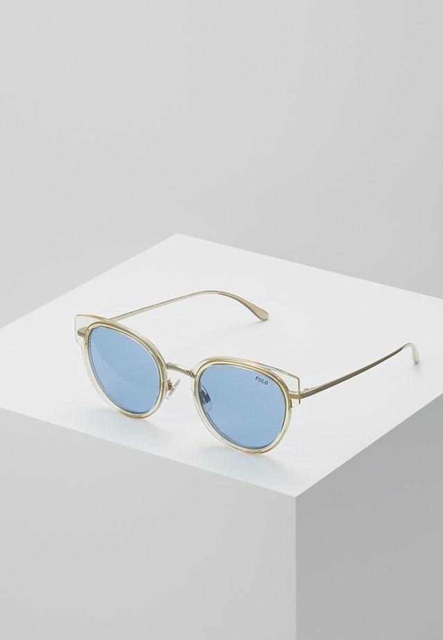 Gafas de sol - shiny pinot grigio