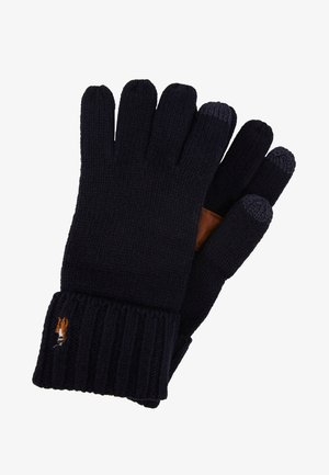 Gloves - hunter navy