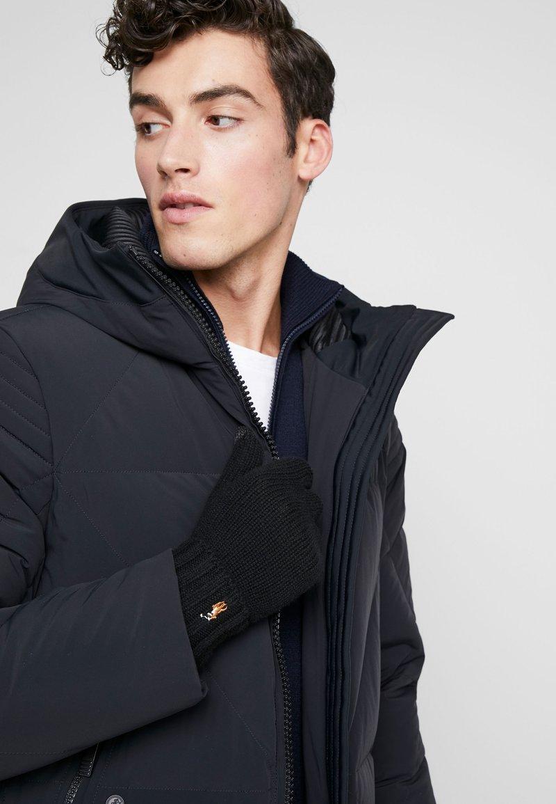 Polo Ralph Lauren - Fingerhandschuh - black