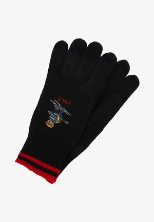 BLEND EXTREME BEAR - Handschoenen - black/red