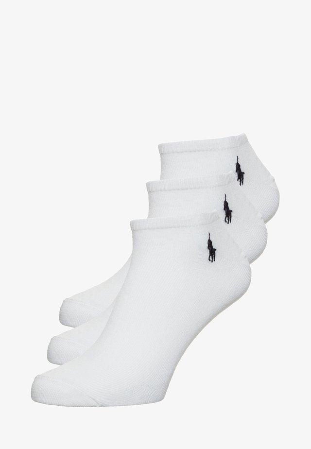 GHOST 3 PACK - Socks - white