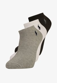 Polo Ralph Lauren - GHOST 3 PACK - Calcetines - black - 0