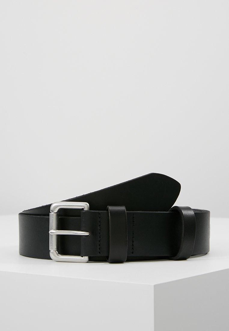 Polo Ralph Lauren - ROLLER BUCKLE BELT - Bælter - black