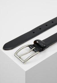 Polo Ralph Lauren - SADDLE BELT  - Cintura - black - 2