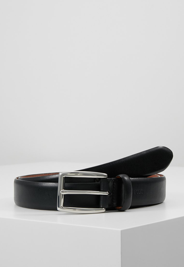 Polo Ralph Lauren - SADDLE BELT  - Cintura - black