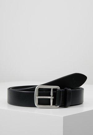 SADDLE BELT - Bælter - black