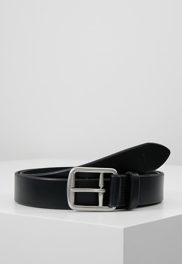 SADDLE BELT - Riem - black