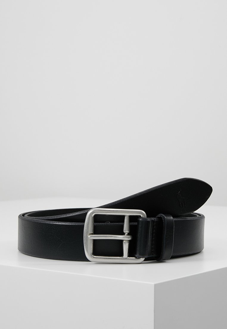 Polo Ralph Lauren - SADDLE BELT - Gürtel business - black