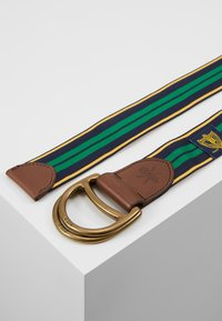 Polo Ralph Lauren - Riem - french navy/yellow - 2