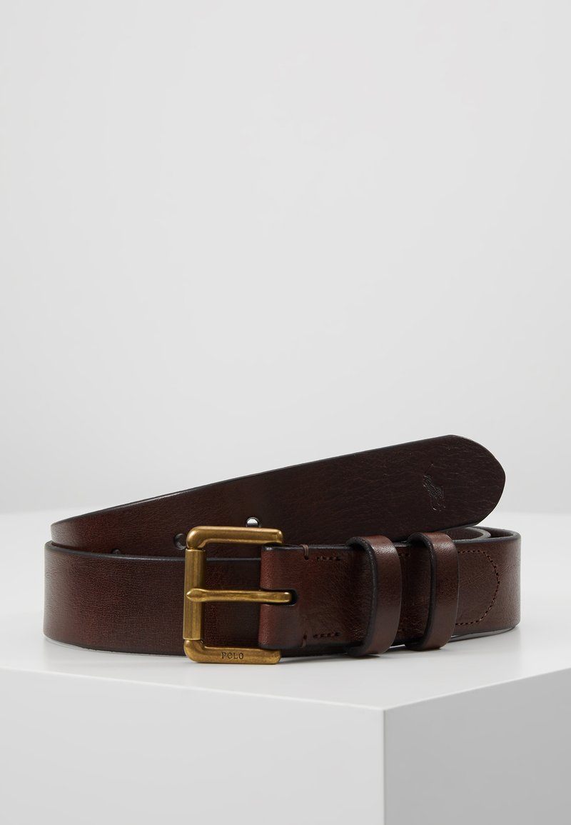 Polo Ralph Lauren - SMOOTH - Skärp - brown