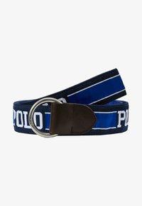Polo Ralph Lauren - Ceinture - navy/blue - 3