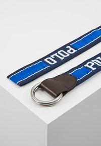 Polo Ralph Lauren - Ceinture - navy/blue - 2