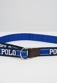 Polo Ralph Lauren - Ceinture - navy/blue - 4