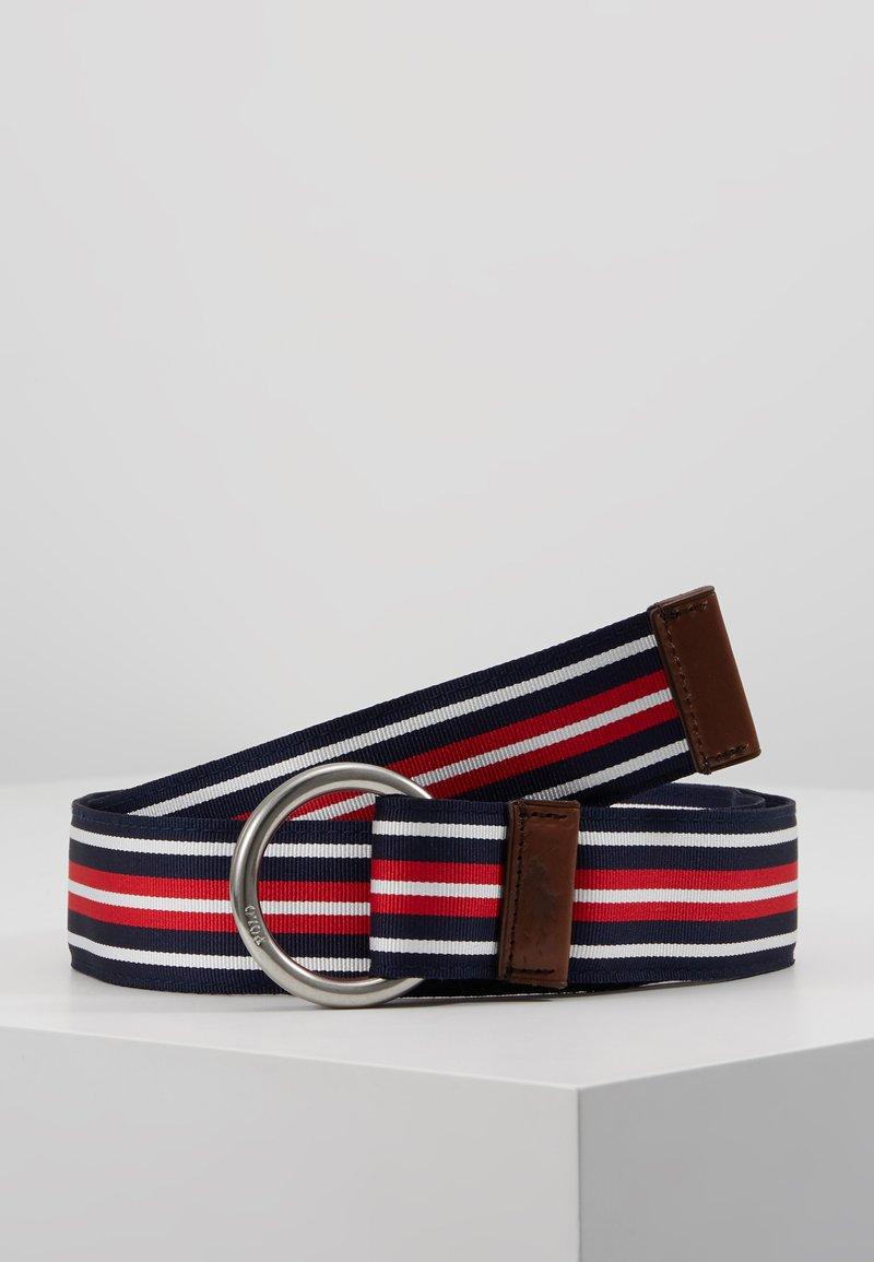 Polo Ralph Lauren - Belt - french navy/white