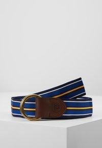 Polo Ralph Lauren - Pasek - navy/white/royal - 0