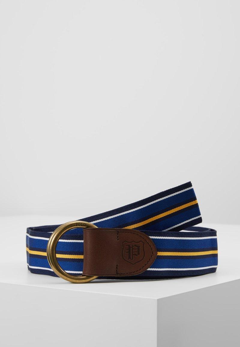 Polo Ralph Lauren - Pasek - navy/white/royal