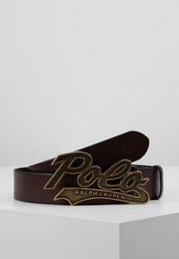 Polo Ralph Lauren - SMOOTH - Belt - brown - 0