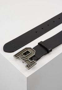 Polo Ralph Lauren - SMOOTH - Pásek - black - 2