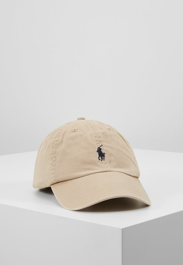 CLASSIC SPORT - Caps - beige/blue