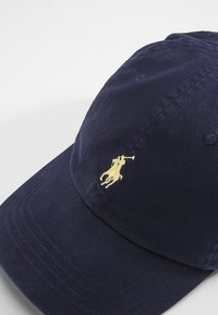 Polo Ralph Lauren - CLASSIC SPORT - Casquette - relay blue/yellow - 6