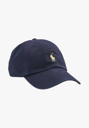 CLASSIC SPORT - Cap - relay blue/yellow