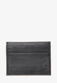 Polo Ralph Lauren - Pouzdro na vizitky - black - 0