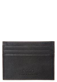 Polo Ralph Lauren - Pouzdro na vizitky - black - 1