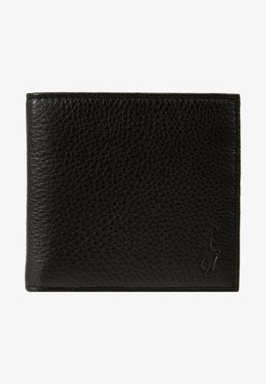 BILLFOLD - Lommebok - black