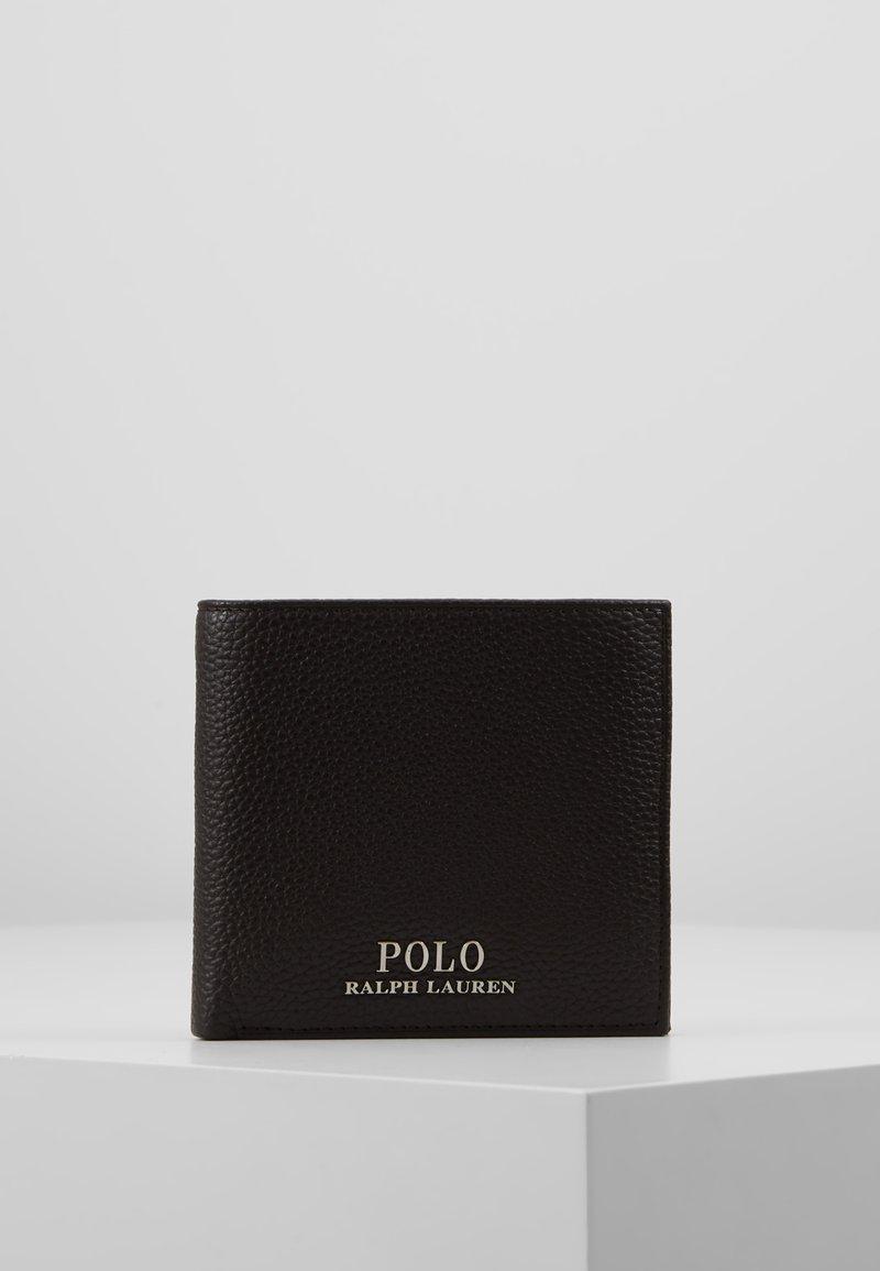 Polo Ralph Lauren - LOGO BILL COIN - Geldbörse - dark brown