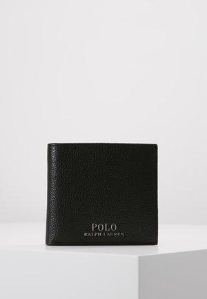 LOGO BILL COIN - Portafoglio - black