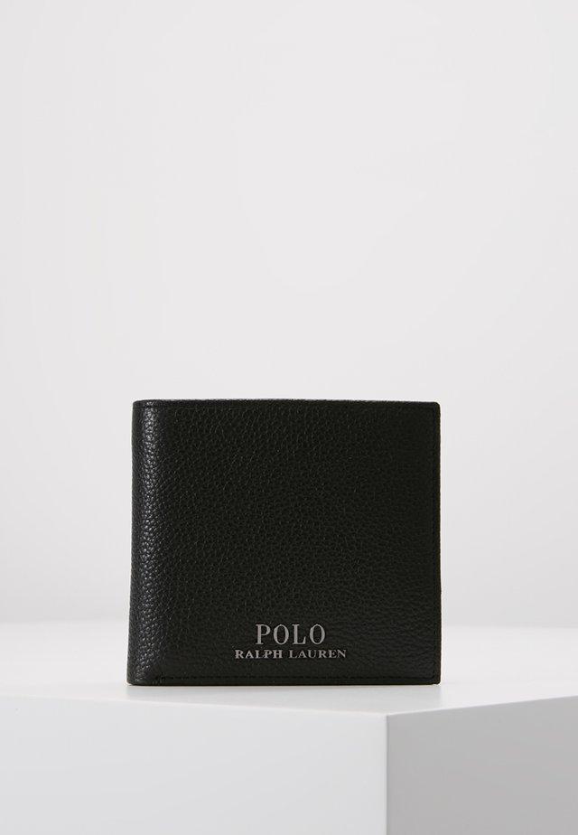 LOGO BILL COIN - Portfel - black