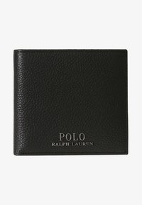 Polo Ralph Lauren - LOGO BILL COIN - Peněženka - black - 1