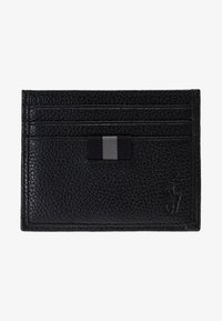 Polo Ralph Lauren - LOGO CARD CASE - Kortholder - black - 1