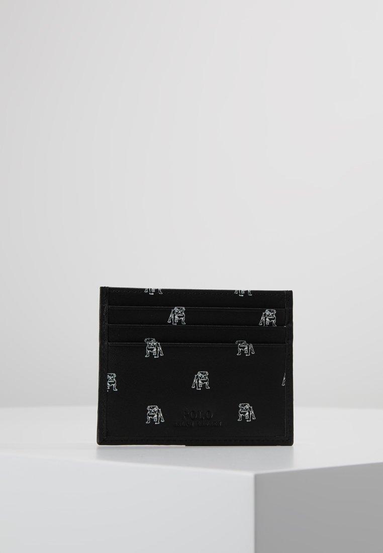 Polo Ralph Lauren - SMOOTH DOG - Visitekaarthouder - black