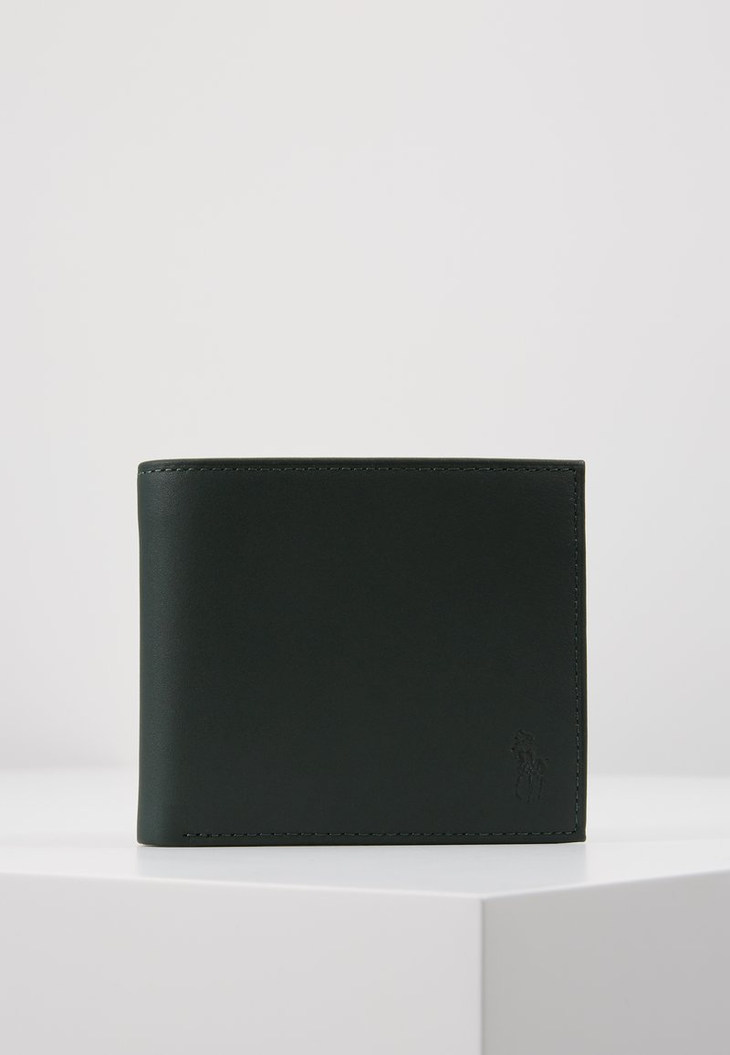 Polo Ralph Lauren - WALLET SMALL - Plånbok - green