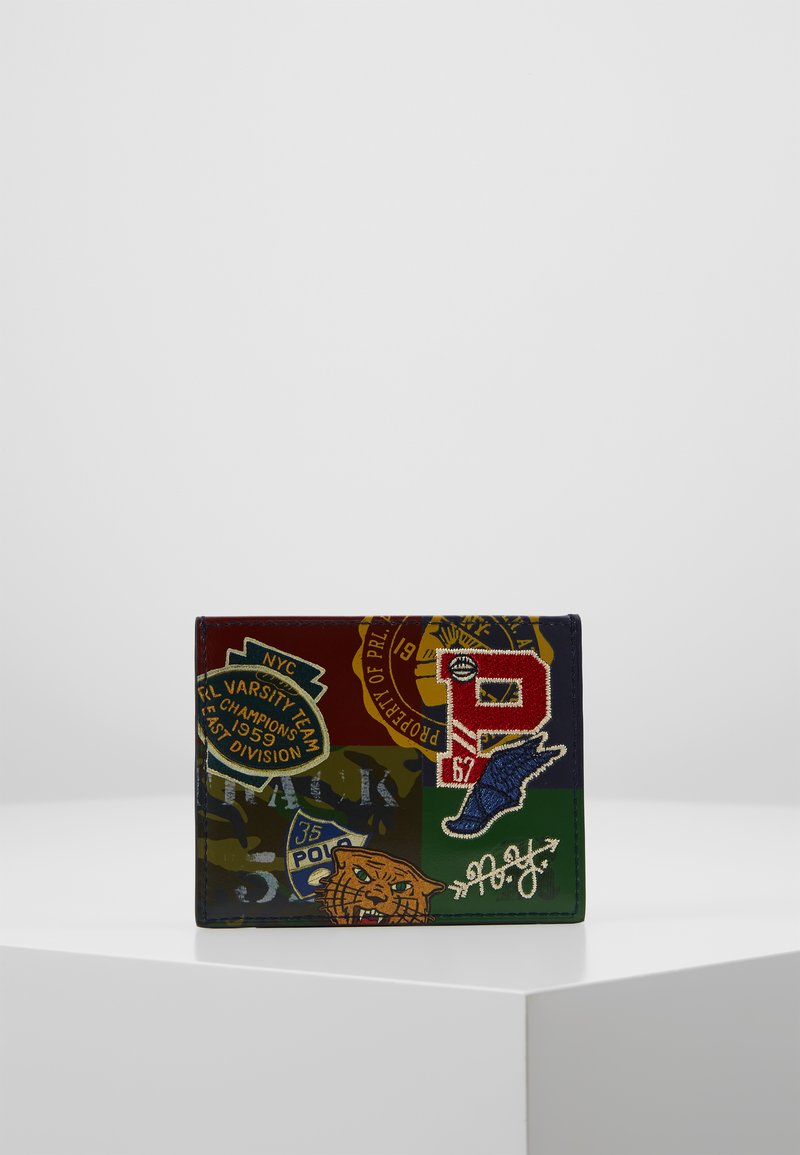 Polo Ralph Lauren - CARD CASE - Visitenkartenetui - red/multi