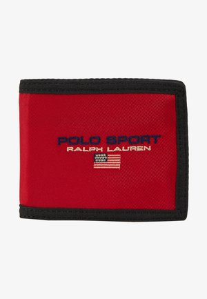 SPORT - Wallet - red