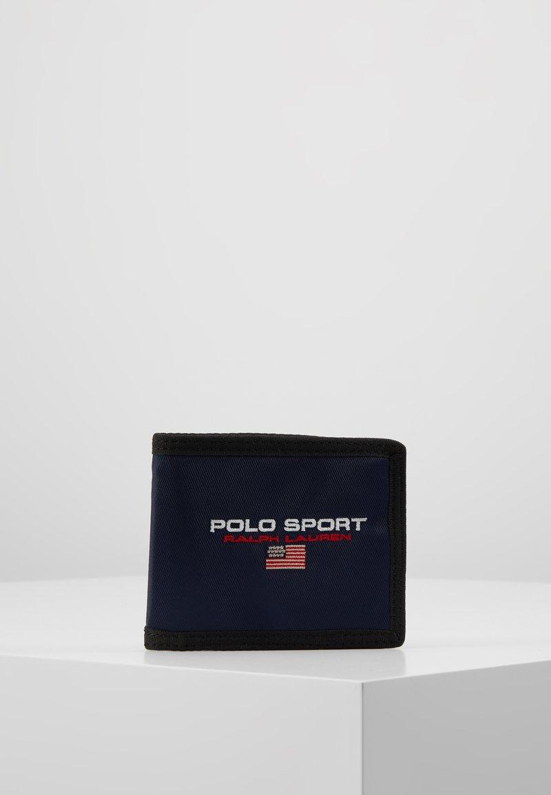 Polo Ralph Lauren - SPORT - Peněženka - newport navy