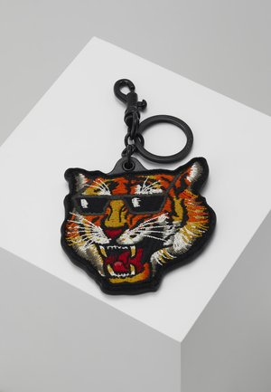 EMBROIDERY - Porte-clefs - orange/black