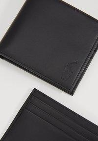 Polo Ralph Lauren - GIFT BOX SET - Peněženka - black - 2