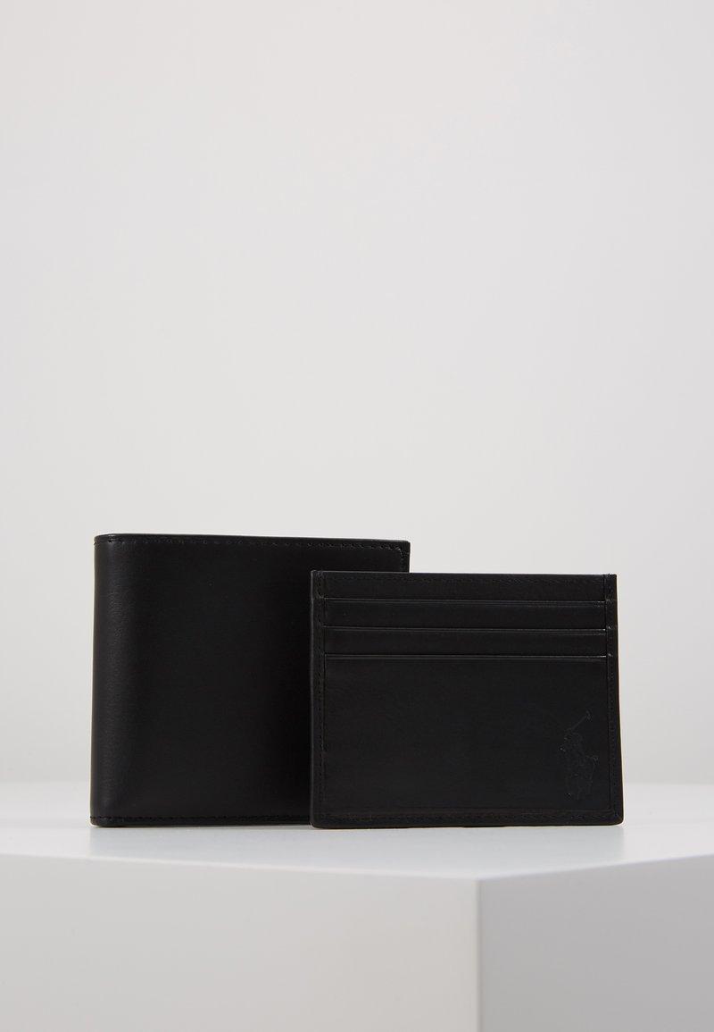 Polo Ralph Lauren - GIFT BOX SET - Peněženka - black