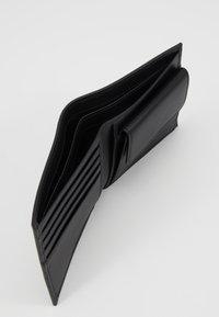 Polo Ralph Lauren - WALLET SMOOTH - Peněženka - black - 6