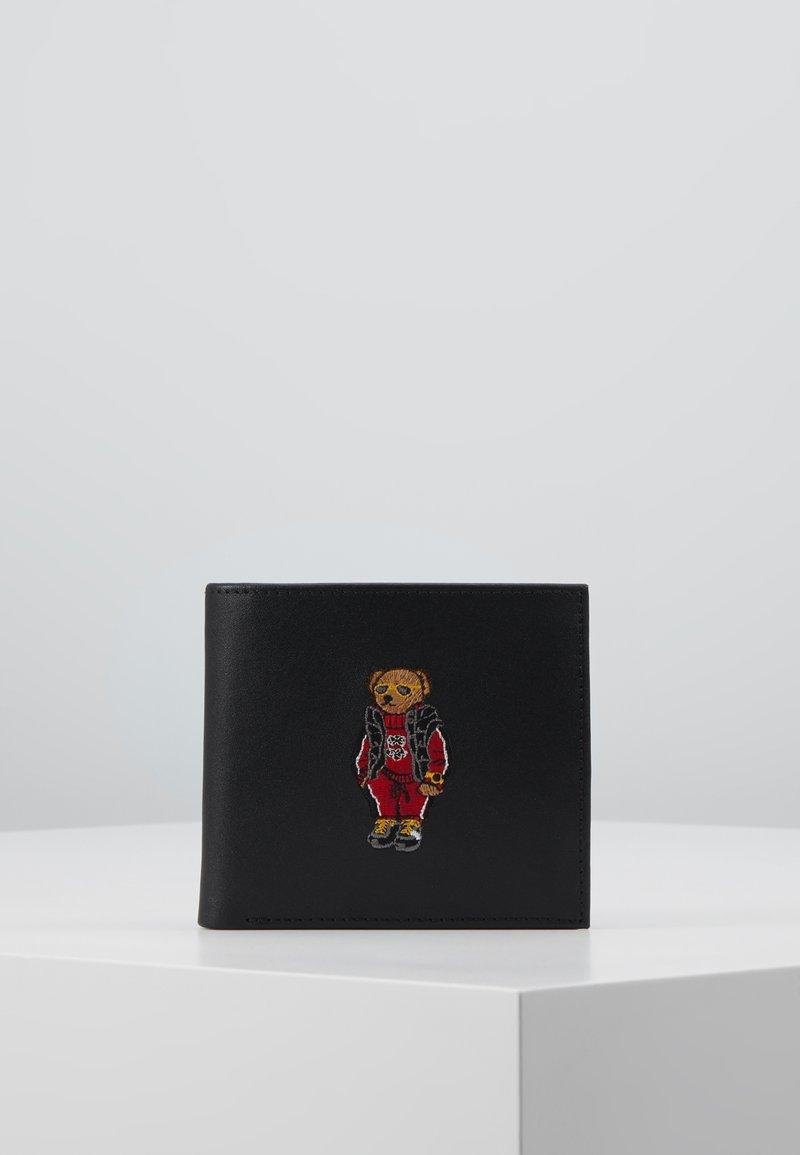 Polo Ralph Lauren - WALLET SMOOTH - Portafoglio - black